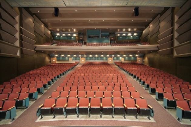 Hering Auditorium Front of House